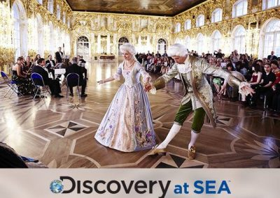 Princess Discovery at Sea Excursions
